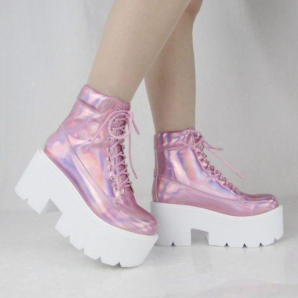 Vaporwave Adidas Shoes