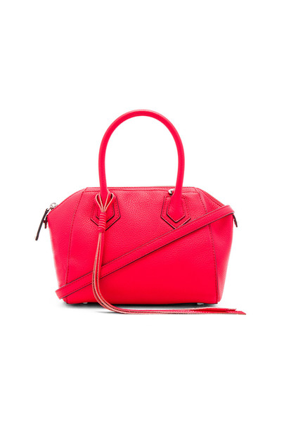 Rebecca Minkoff satchel bag satchel bag red