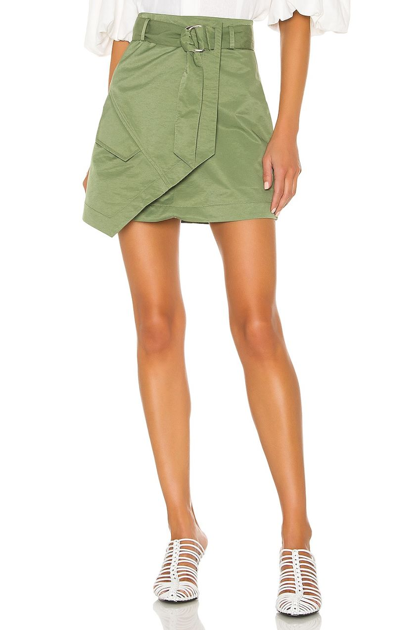 The Shantel Mini Skirt