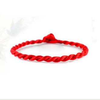 bracelets rope jewels lover lucky couple love lucky