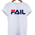 Fila Fail t-shirt - Teesbuys Online Shop