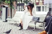 preppy fashionist,blogger,belt,bag,jewels,fall outfits,white dress,moschino,boho,boho chic,susanna boots