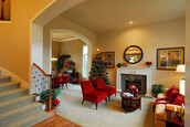 home accessory,rug,table,holiday season,tumblr,living room,holiday home decor,home decor,christmas home decor,chair