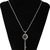 Hot Sale Retro Fashion Silver Key-shape Sweater Necklace Y Necklace - DualShine
