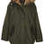 Faux Fox Fur Oversized Padded Parka - Jackets & Coats  - Clothing  - Topshop