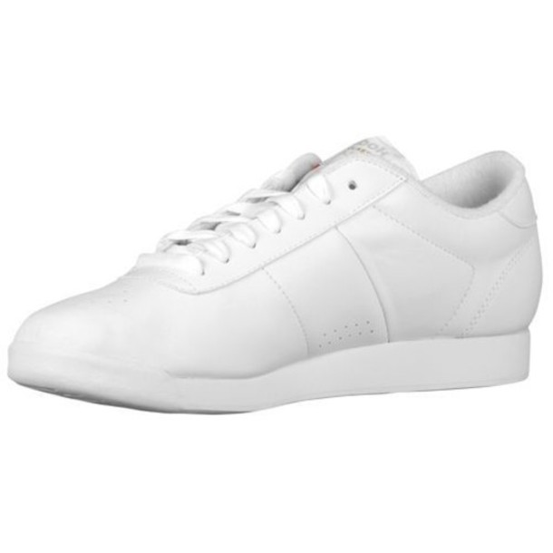 shoes princess white Reebok