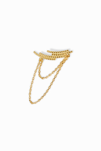 cuff women ear cuff gold jewels