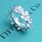 Tiffany plum blossom ring