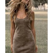 dress,astars womens,astars,vegan leather,vegan leather dress,taupe,fall outfits