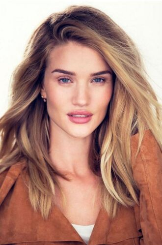 coat top rosie huntington-whiteley editorial camel camel coat