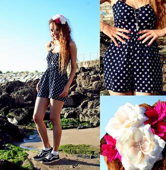 dress jewels floral headband