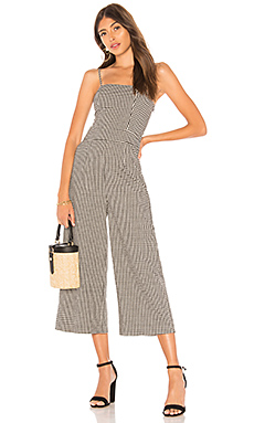 HEARTLOOM Molly Jumpsuit in Gingham from Revolve.com