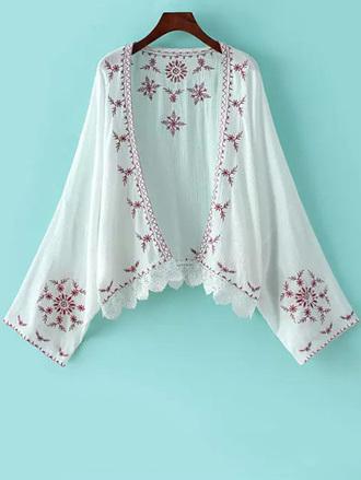cardigan kimono fashion style trendy boho festival long sleeves summer spring zaful