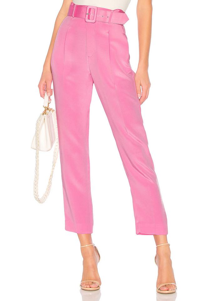 DELFI Cleo Pant in pink