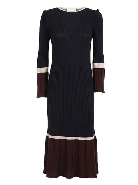 Chiara Bertani dress knee length dress
