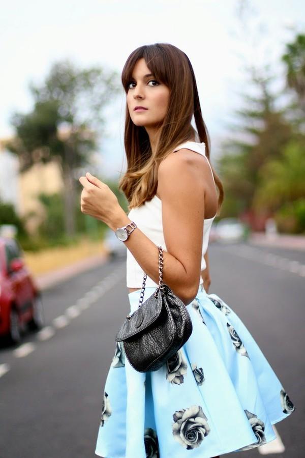marilyn's closet blog blogger top bag jewels