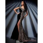 dress,bowls,nicki minaj collection,tony awards,pageant dress