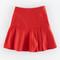 Suzy skater skirt (rouge red)