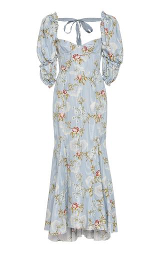 Olaya Floral Cotton-Blend Dress by Brock Collection | Moda Operandi