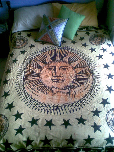 tights dress moon bed cover love sun moon and sun kissing stars cute sky planets girl room amazing beautiful bedding boho indie cover covers pillows sunglasses bed spread comforter bedding blanket underwear
