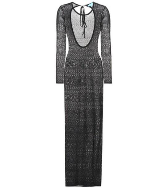 Melissa Odabash dress maxi dress maxi black