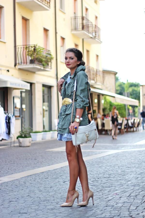 fashionhippieloves bag shoes jewels belt coat dress