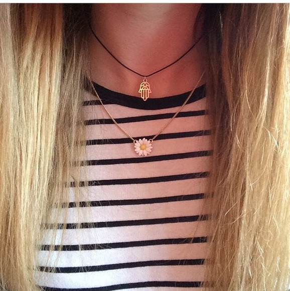 dope instagram indie hipster jewels necklace