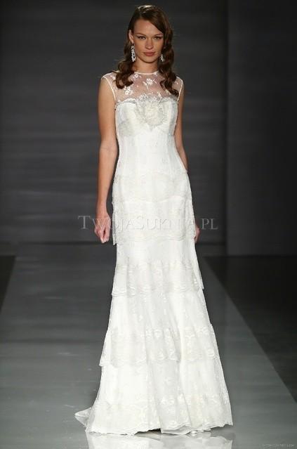 Cymbeline - Je Vous Aime 2014 (2014) - Hallie - Glamorous Wedding Dresses|Dresses in 2016|Affordable Bridal Dresses