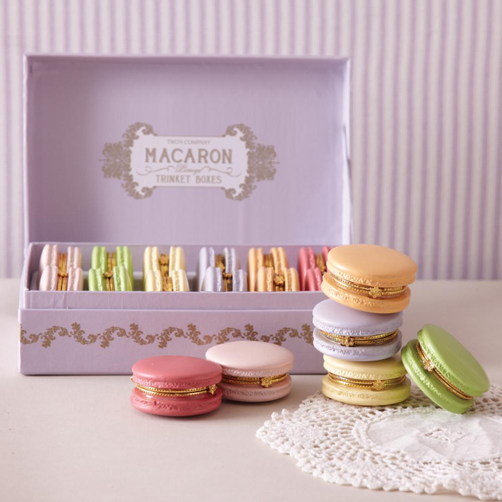 Macaron Limoge Box