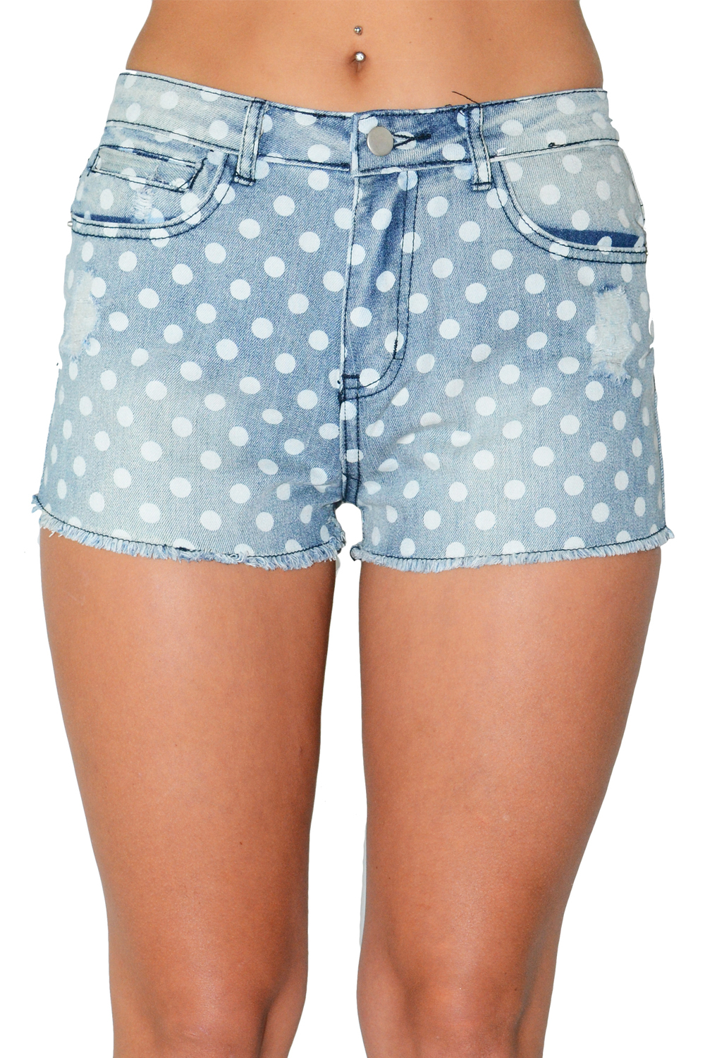 On the dot shorts