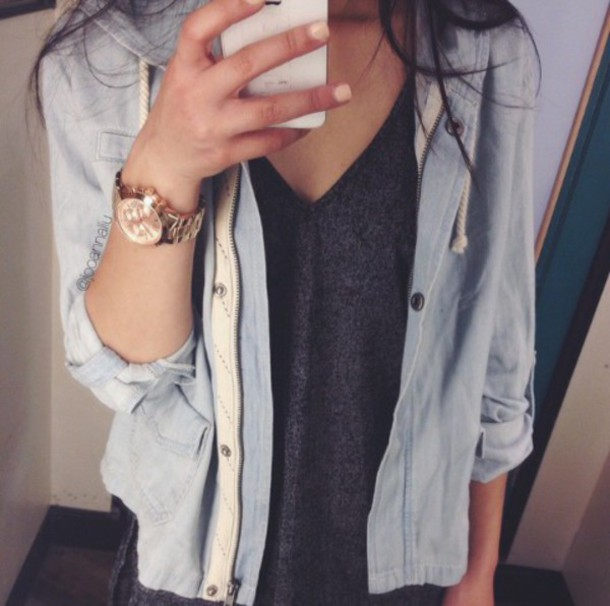 jacket denim jacket