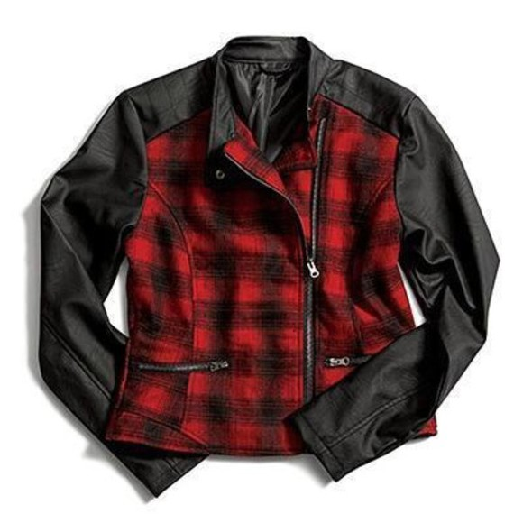 checkers jacket uk leather jacket stylish