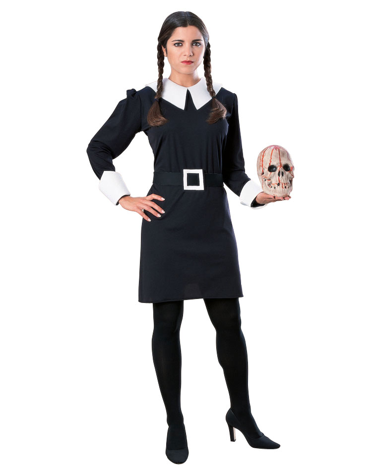 The addams family wednesday addams adult womens costume – spirit halloween
