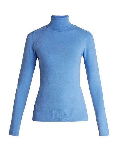 JoosTricot sweater cotton light blue light blue