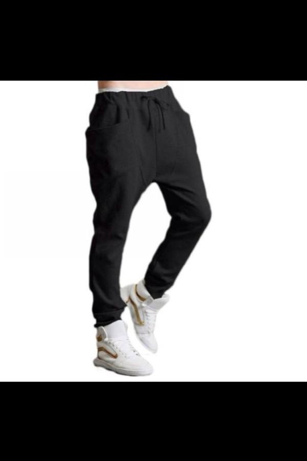 pants black sweatpants sweatpants
