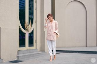 kryzuy blogger jacket pants shoes