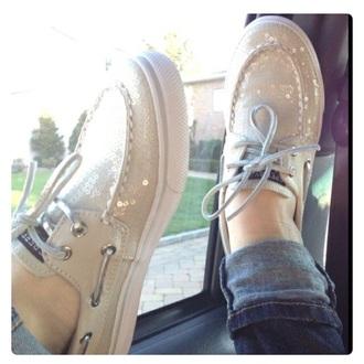 shoes sparkle