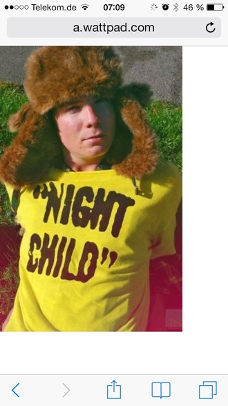 shirt yellow shirt joe dempsie skins uk chris
