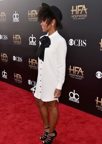 janelle monae hat celebrity style