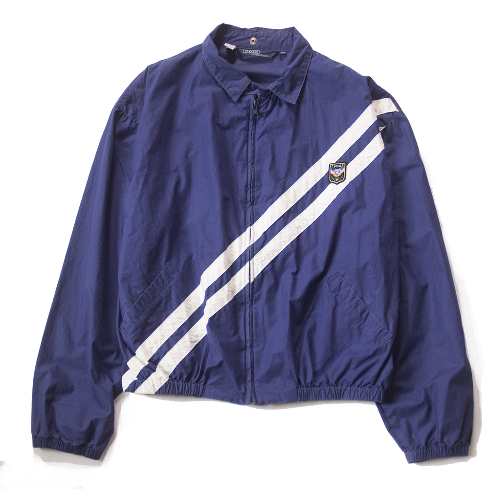Polo ralph lauren collar tab jacket