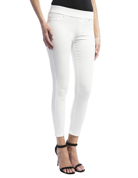 Liverpool jeans white jeans white bright