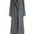 Stella McCartney Edwina Long Double Breasted Wool Blend Coat | Nordstrom