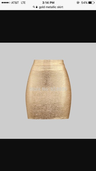 skirt gold metallic skirt gold metallic gold skirt party outfits sexy sexy skirt summer outfits spring outfits mini skirt pencil skirt cute skirt girly date outfit clubwear