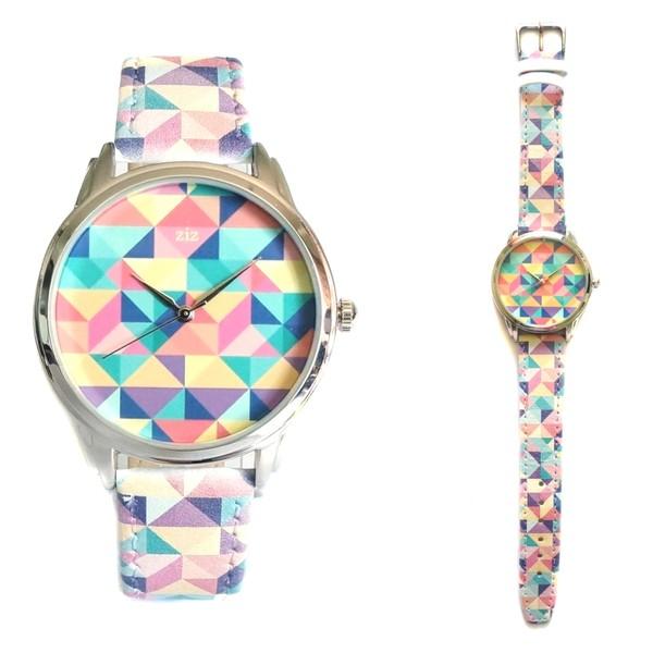 jewels watch watch colorful cool bright ziz watch ziziztime