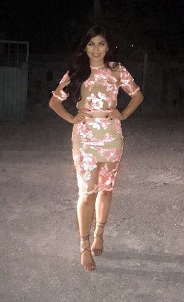dress rose gold two piece