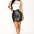 Infatuation Mini Skirt - Black