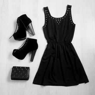shoes heels high heels black heels booties shoes