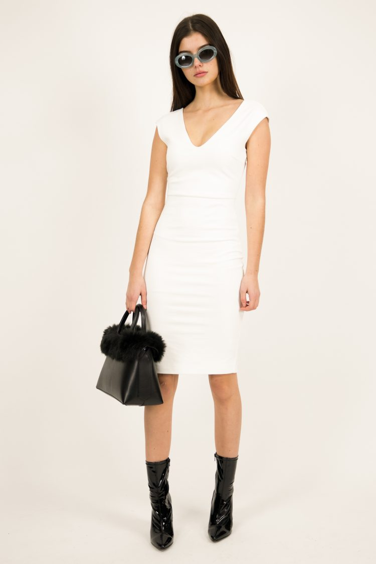 Nala.se | Ann Dress White