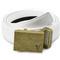 Bronze | 40mm no holes adjustable ratchet belt | mission belt co