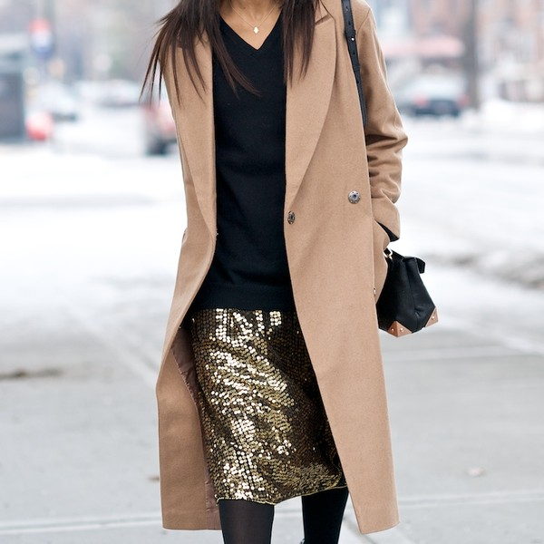 where did u get that coat skirt bag